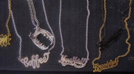 Snash Jewelry at Renegade New York