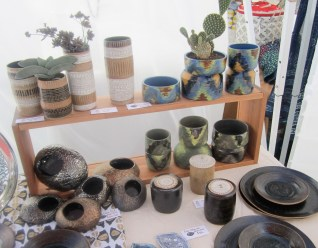 Little Bear Pots at Renegade New York