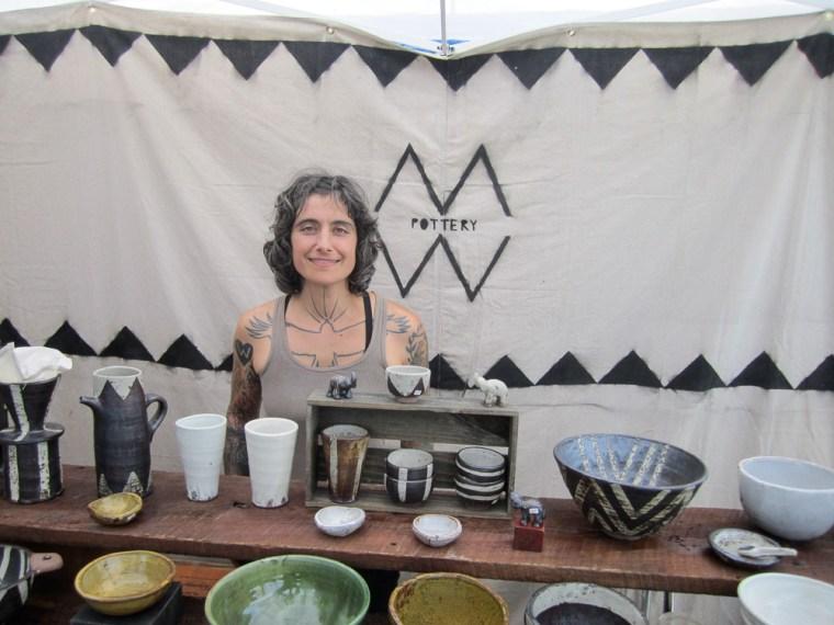 Melissa Weiss at Renegade New York