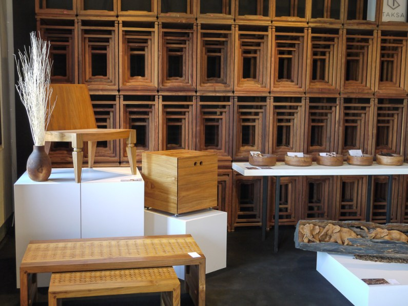 Woodworks by Taksa at CMDW14