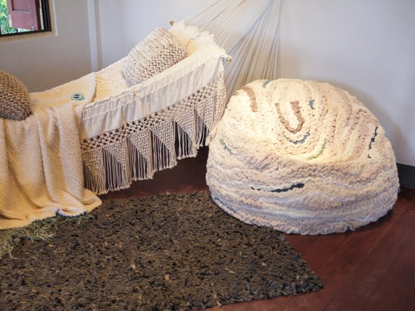 Deep Ocean cotton collection by Bua Bhat at CMDW14