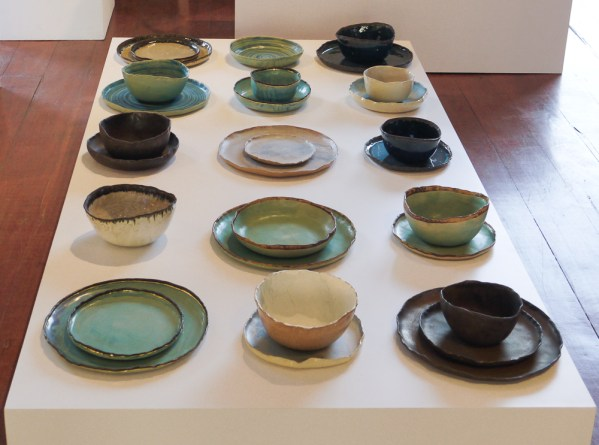 Prempracha's Collection of ceramics at CMDW14