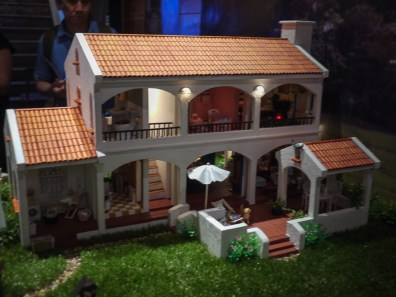 Sabu-Sabu model Thai house at CMDW14