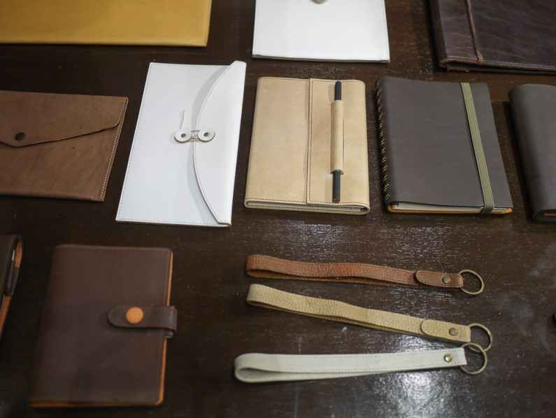 Ars-D-Sine leather at CMDW14