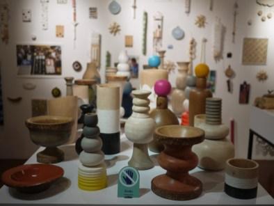 Art x Craft x Design woodworks by Craig Anczelowitz at CMDW14