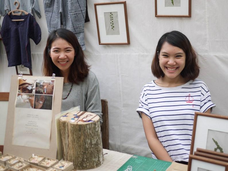 Jibberish at NAP Fair Chiang Mai
