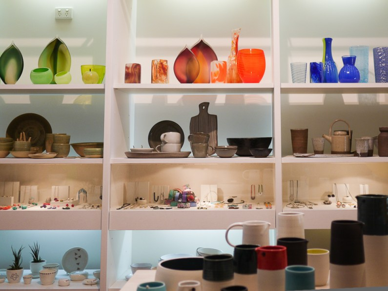 Craft Victoria shop