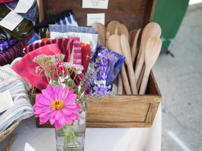 Rustic Loom at Renegade Craft Fair, Brooklyn 2015