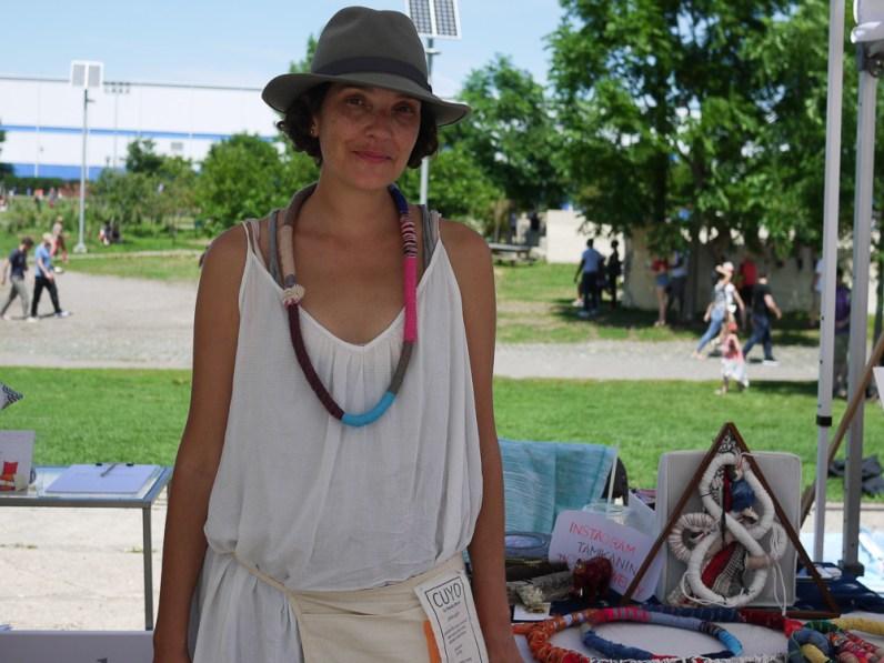 Cuyo at Renegade Craft Fair Brooklyn 2015
