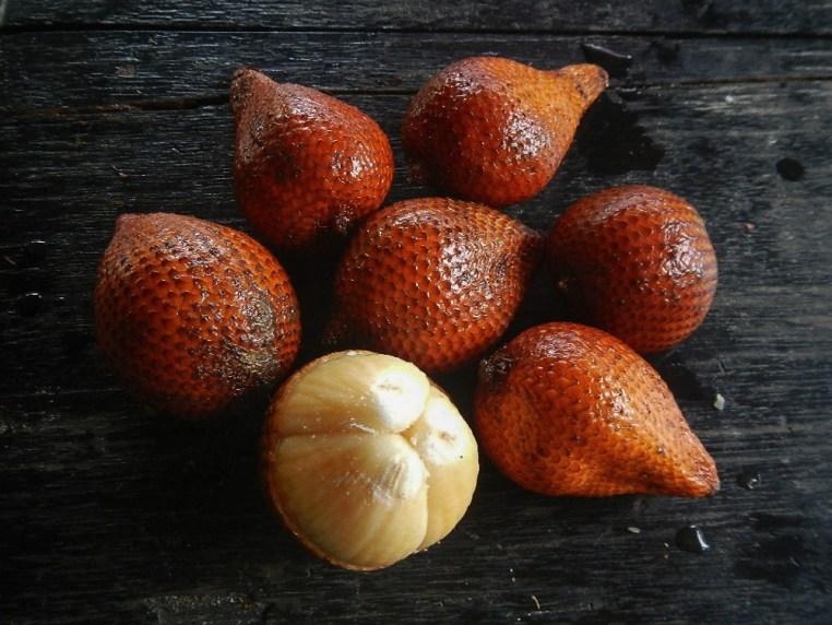 "Salak ""snake fruit"""