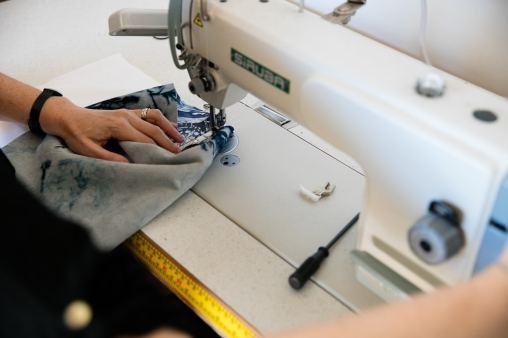 Stitching....