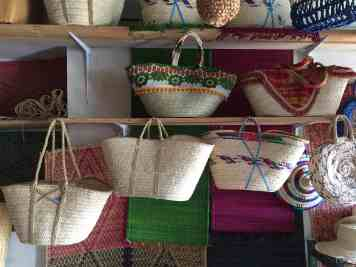 Tunisian Basketry — Baskets