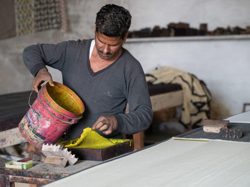 Bagru Textiles, The Kindcraft-73
