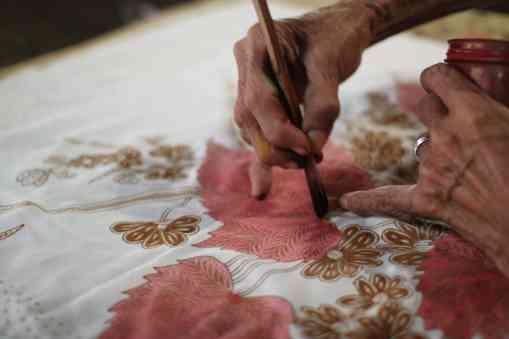 Indonesian Batik