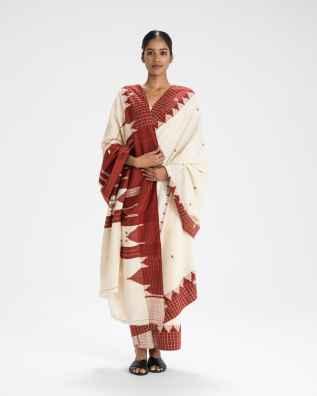 The Sari Series — Chhattisgarh Central 3 Drape - Chhattisgarh, India (Image: Border&Fall)