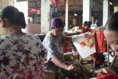 Indonesian Batik Workshop