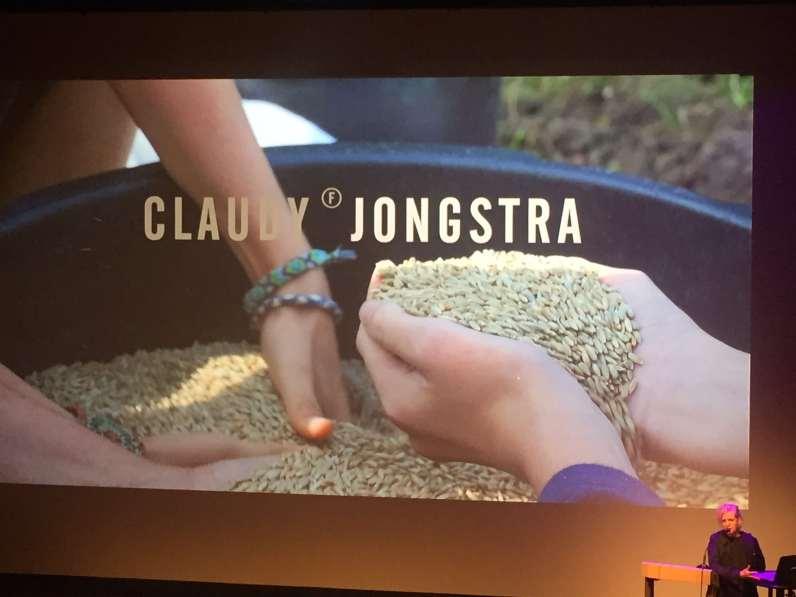 Farm of the World — Claudy Jongstra — Dutch Design Week 2017