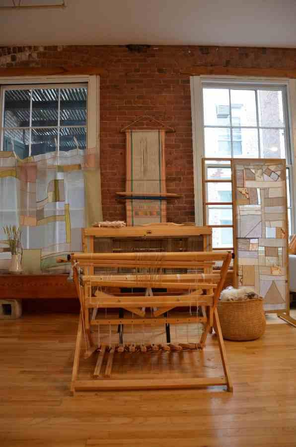 Studio Interior — Thompson Street Studio