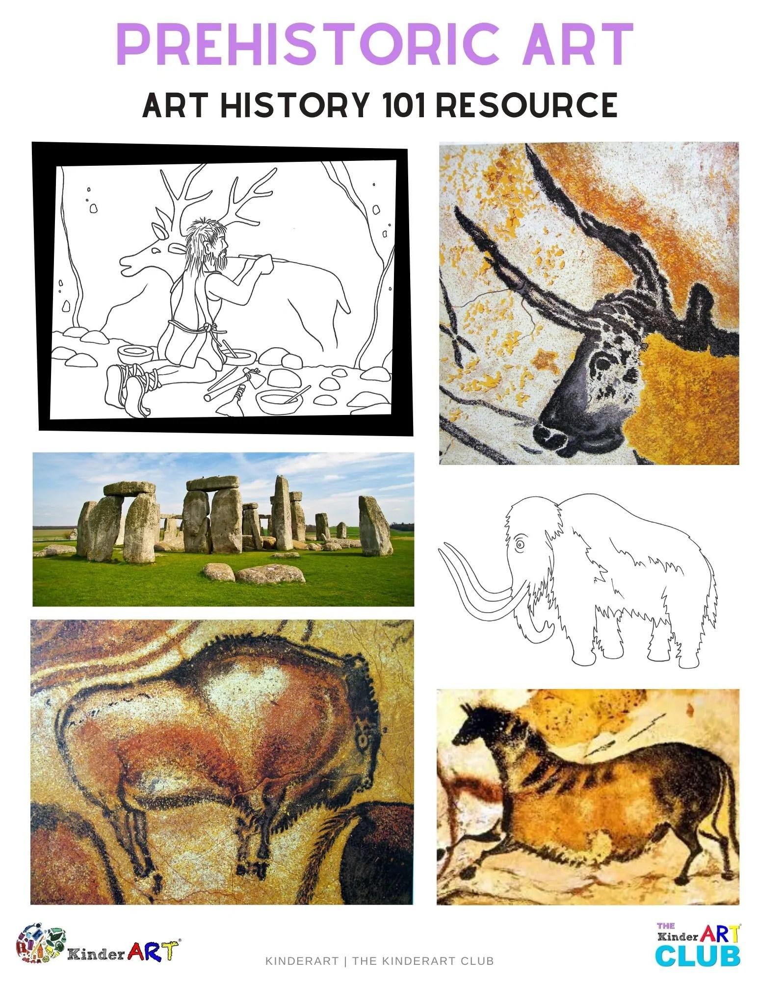 Art History 101 Prehistoric Art