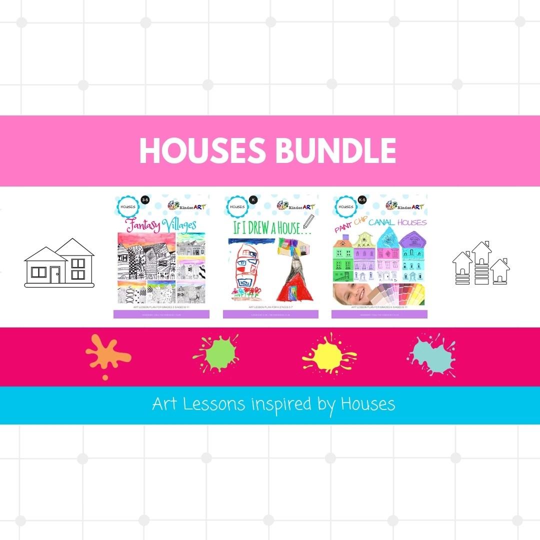 Houses Art Pack
