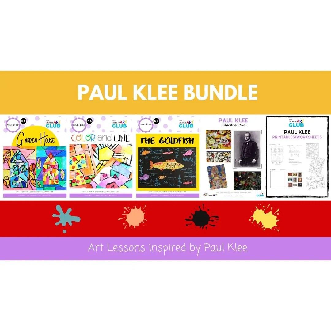 Paul Klee Bundle