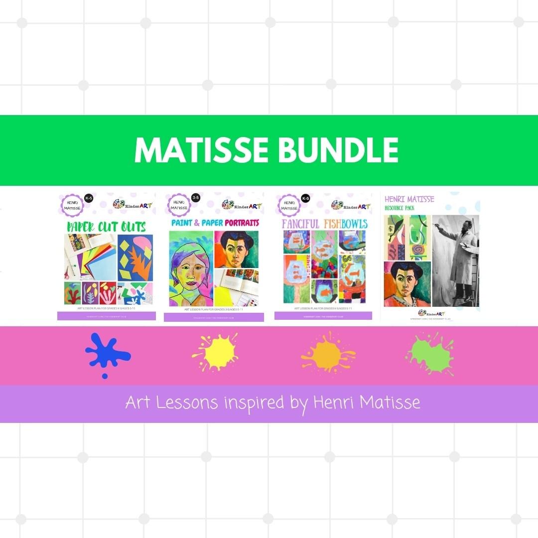 Henri Matisse Pack