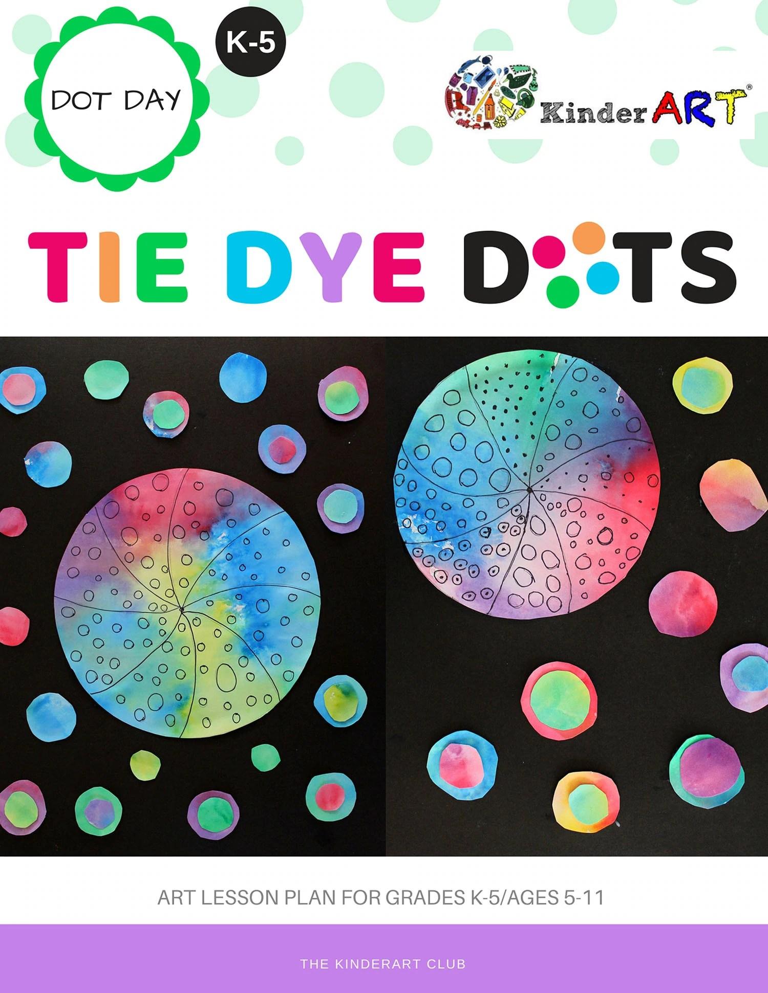 Bonus Tie Dye Dots