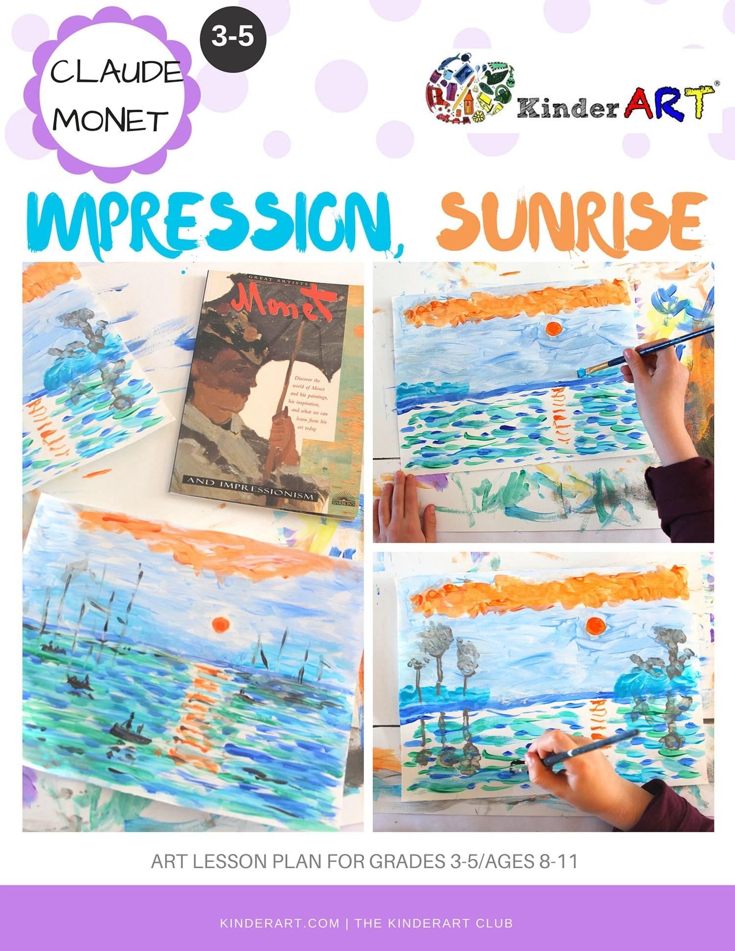 Lesson Monet