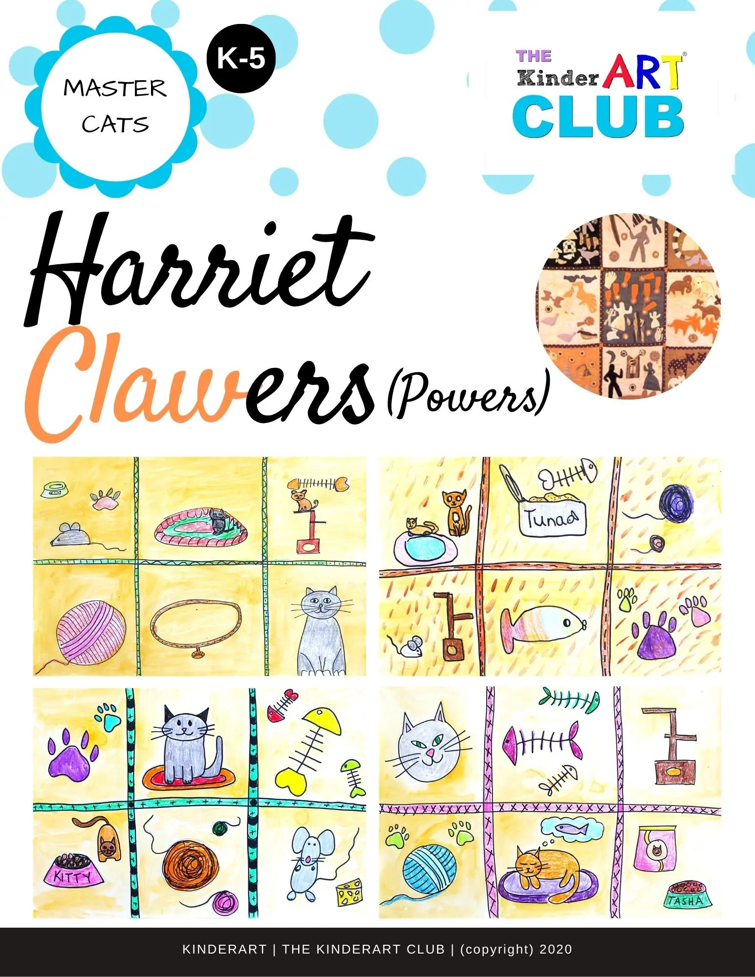 Lesson Harriet Clawers Powers