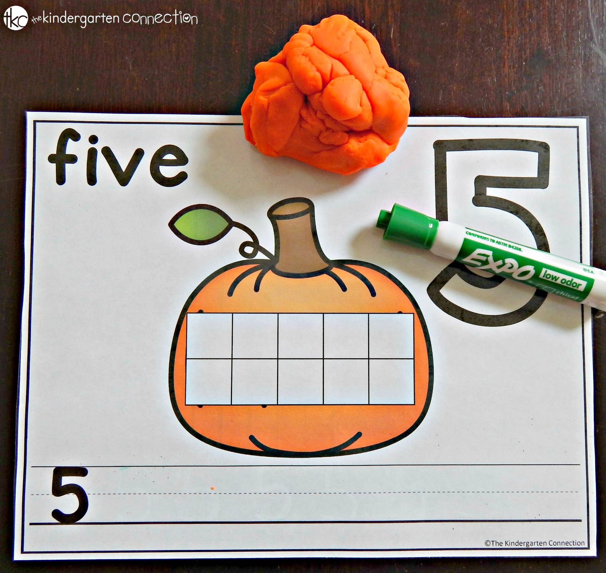 Halloween Measurement Worksheet