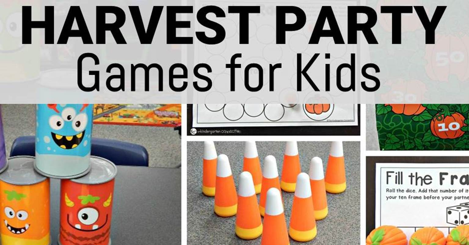 Harvest Festival Preschool Activities