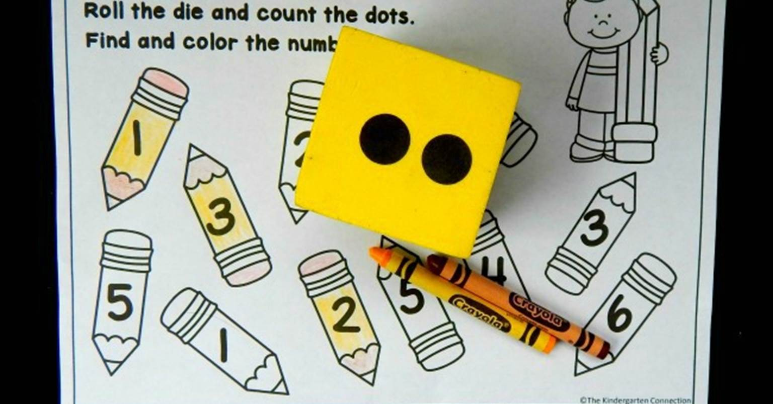Roll And Color Dice Games For The Year