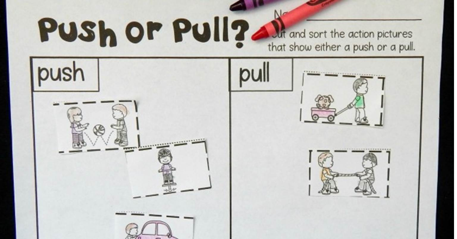 Push Or Pull Sort