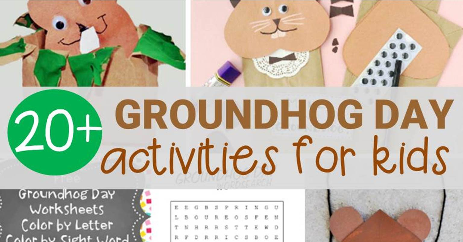 Fun Groundhog Day Activities For Kids