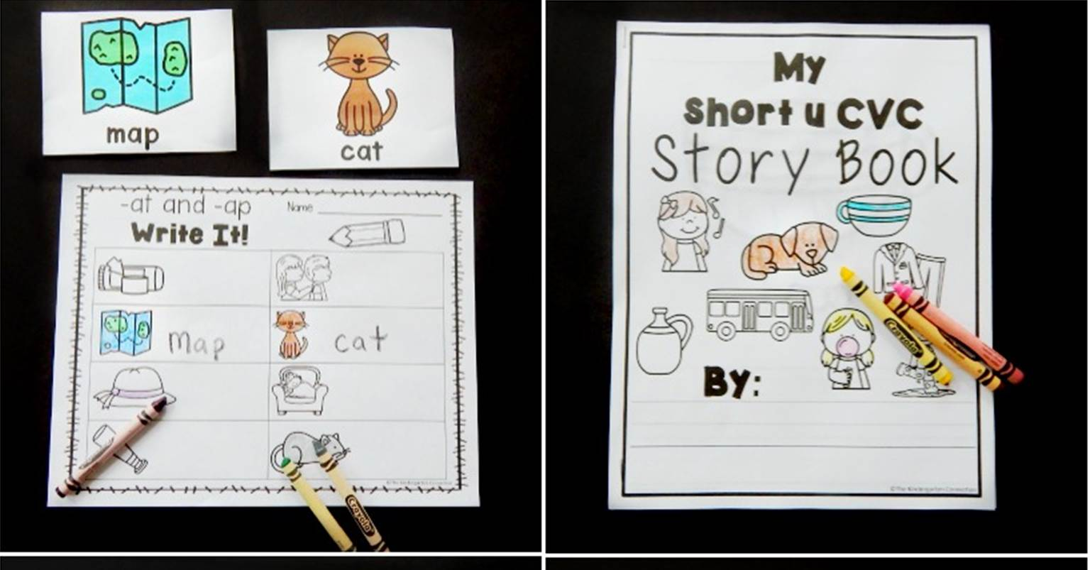 Ap Word Family Story Fun Stories Sentences And