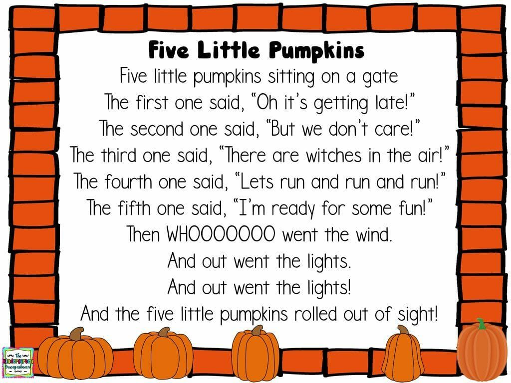 Decomposing Numbers And Pumpkins Schedulin Sunday