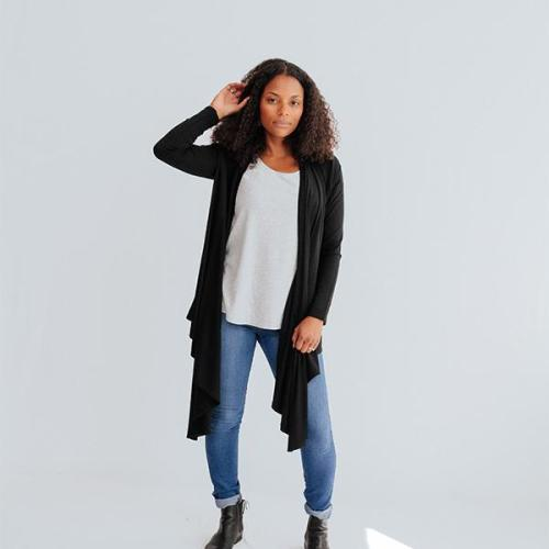 The Everyday Twist Top, $156 @encircled.co