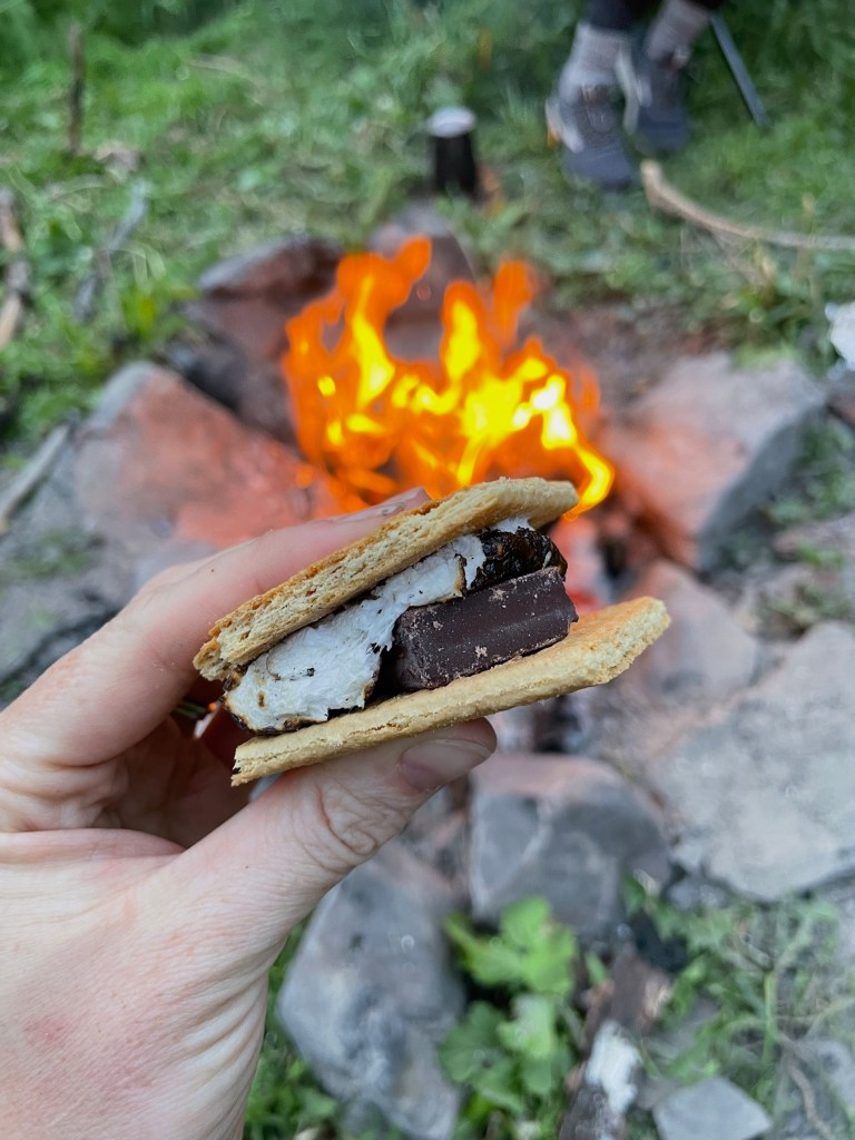 The Best Vegan Camping Food Tips: Plus, S'Mores Done Right