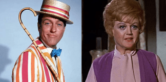 Disney News - Dick Van Dyke and Angela Lansbury in Mary Poppins Returns