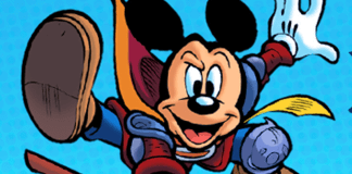 Disney Comics   Wizards of Mickey