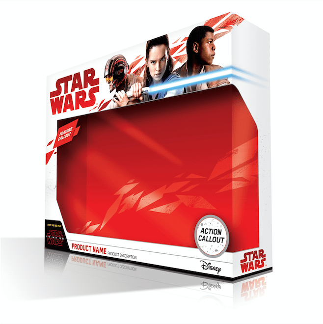The Last Jedi Toy Packaging | Force Friday II | Star Wars