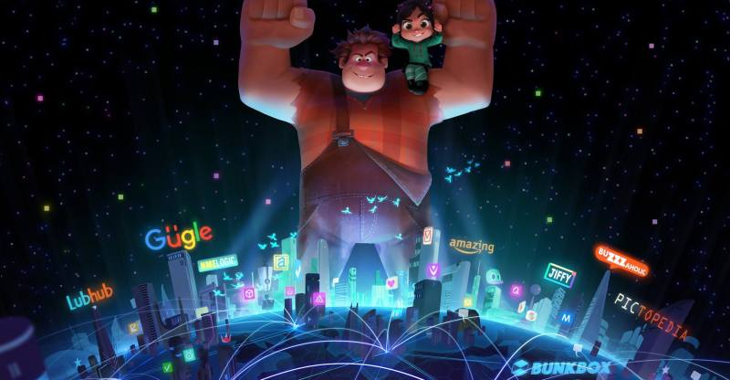 Wreck-It Ralph 2 | Ralph Breaks the Interner