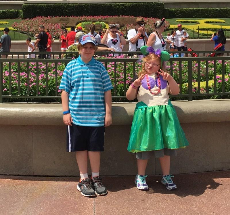 Ariel Disneybounding DIY Apron