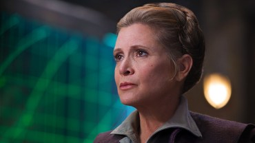 Princess Leia or General Leia - Star Wars The Force Awakens