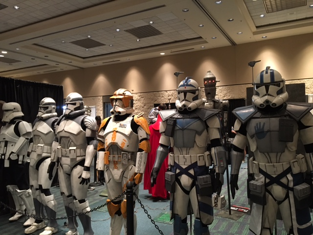 At ease, clone troopers.
