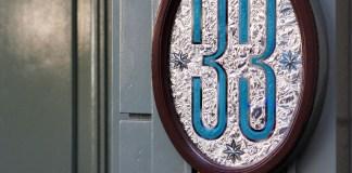 Club 33 in Disneyland