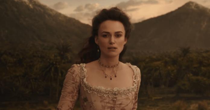 Elizabeth Swann is confirmed to be in Pirates 5: Dead Men Tell No Tales