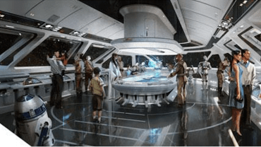 Is a Star Wars hotel coming to Walt Disney World?