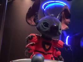 Stitch's Great Escape in Walt Disney World