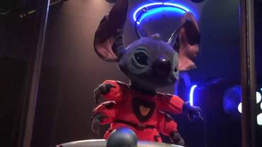 Stitch's Great Escape in Walt Disney World